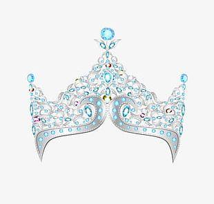 Platinum Diamond Crown Photos PNG