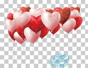 Valentines Day Balloon Heart Greeting Card Stock Photography PNG