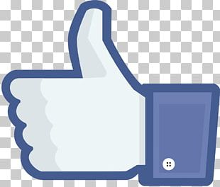 Facebook Like Button Social Media Advertising PNG
