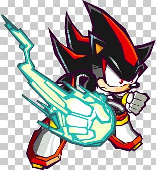 Shadow The Hedgehog Sonic Battle Sonic The Hedgehog Amy Rose Rouge The Bat PNG