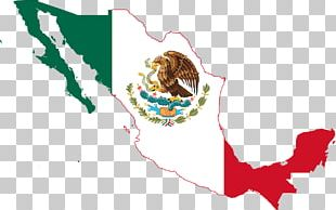 Mexico City Flag Of Mexico Map PNG