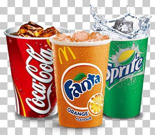 Fizzy Drinks Coca-Cola Sprite Fanta Shawarma PNG
