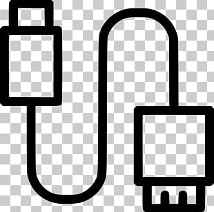 USB Flash Drives Computer Icons Electrical Connector Micro-USB PNG
