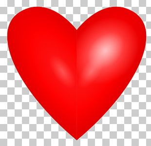 Valentine's Day Heart Love Red PNG