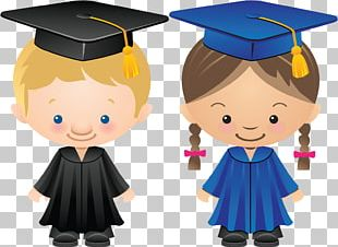 Graduation Ceremony Graduate Boy Academic Dress Square Academic Cap PNG