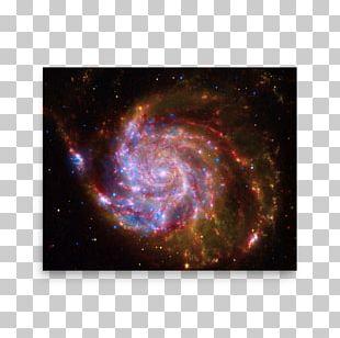 Chandra X-ray Observatory Pinwheel Galaxy Spiral Galaxy Interacting Galaxy PNG