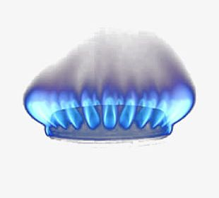 Gas Stove Flame PNG