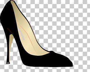 High-heeled Shoe Stiletto Heel PNG