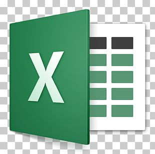 Microsoft Excel Microsoft Office MacOS PNG
