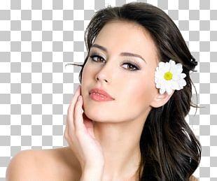 Beauty Parlour Woman Fashion Hair Straightening PNG