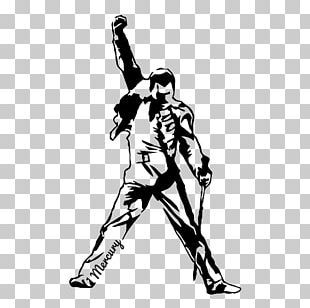 Decal Bumper Sticker Queen The Freddie Mercury Tribute Concert PNG
