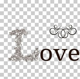 Love Font PNG