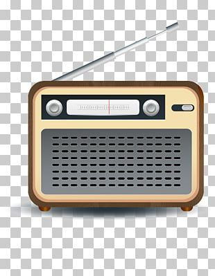 Radio Station Microphone PNG