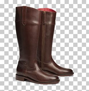 Riding Boot Leather Shoe Cowboy Boot PNG