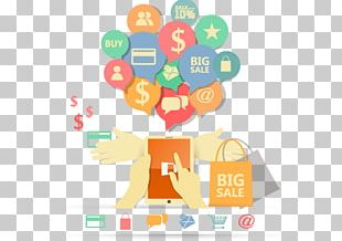 Everyday Selling Online Shopping Outsourcing PNG