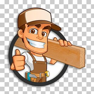 Carpenter Cartoon PNG