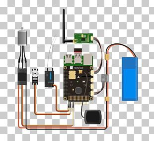Microcontroller Electronics Unmanned Aerial Vehicle Electronic Engineering PNG