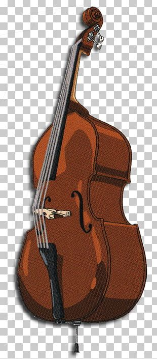 Double Bass Musical Instruments Cello String Instruments Violin PNG
