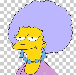 Patty Bouvier Marge Simpson Maggie Simpson Selma Bouvier Grampa Simpson PNG
