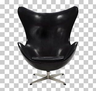 Egg Eames Lounge Chair Furniture Wing Chair PNG