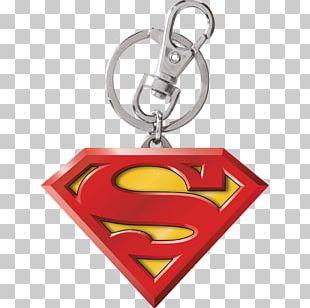 Superman Logo Clark Kent Key Chains Batman PNG