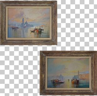 Watercolor Painting Still Life Frames Genre Painting PNG