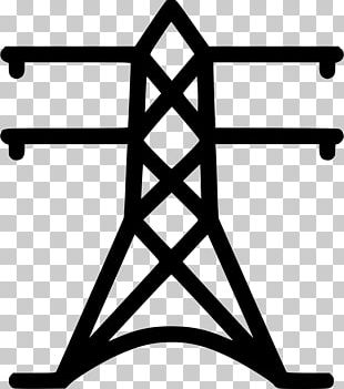 Electricity Power Station Computer Icons Electric Power Electrical Engineering PNG