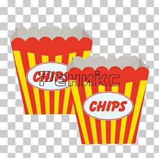 French Fries Potato Chip Box Baking PNG