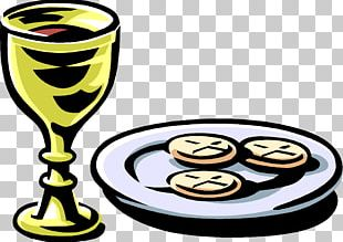 Eucharist In The Catholic Church First Communion Sacramental Bread Chalice PNG
