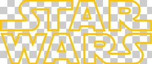 Star Wars Logo The Force PNG