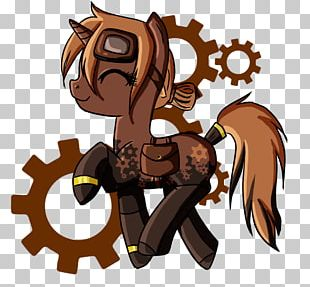 Pony Graphic Arts Work Of Art PNG