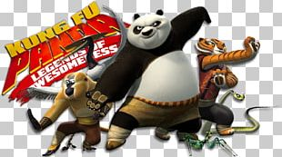 Kung Fu Panda Desktop High-definition Television PNG