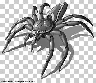 Spider Robotics Drawing Robot Kit PNG