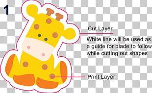 Sticker Decal Die Cutting PNG