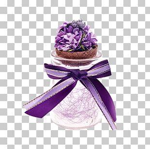 Purple Bottle PNG