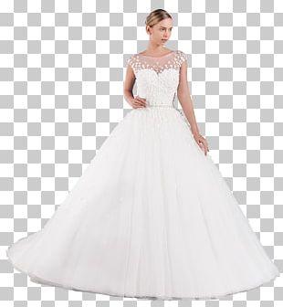Wedding Dress Bride Lace A-line PNG