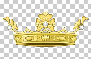Crown Coronet Complete Guide To Heraldry PNG