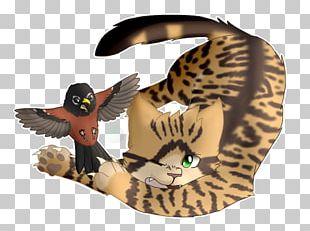 Cat Runningwind Warriors PNG