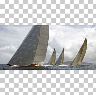Solent River Hamble Scow Yawl Cat-ketch PNG