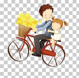 Fathers Day Cartoon Child PNG