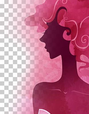International Womens Day Woman Mothers Day Romance Illustration PNG