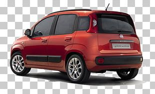 Fiat Panda 1.2 Lounge City Car Fiat Automobiles PNG