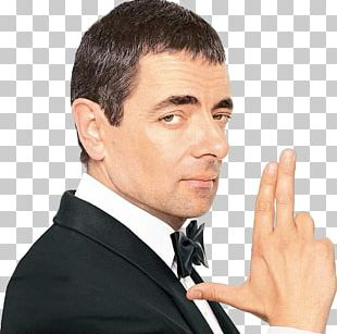 Johnny English James Bond Rowan Atkinson Spy Film PNG