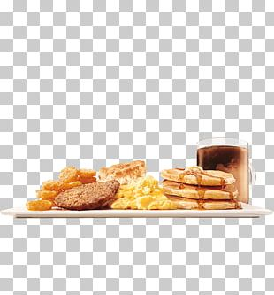 Breakfast Sandwich Hash Browns Hamburger Fast Food PNG