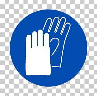 Personal Protective Equipment Sign Glove Safety Hand PNG