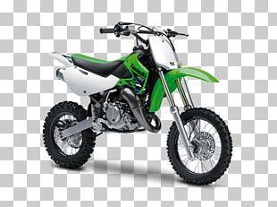 Kawasaki KX65 Motorcycle Kawasaki Heavy Industries Kawasaki KX100 PNG