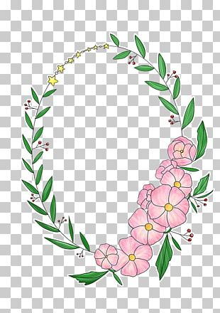 Floral Design Flower Garland Wreath PNG
