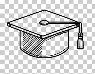 Square Academic Cap Graduation Ceremony Hat Bonnet Drawing PNG