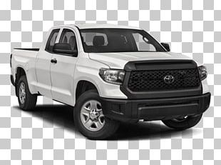 2018 Toyota Tundra Platinum CrewMax Pickup Truck Four-wheel Drive PNG