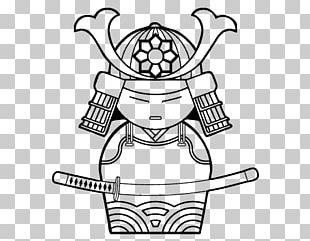 China Drawing Japan Samurai Coloring Book PNG